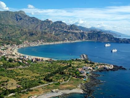 Da Naxos a Taormina: un'unica città