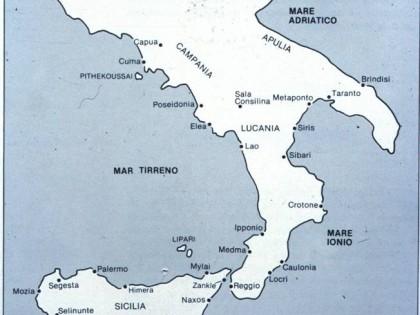 COLONIZZAZIONE GRECA