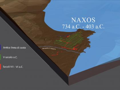 Naxos: la colonia più antica