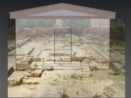 Edifici sacri e santuari a Naxos di Sicilia