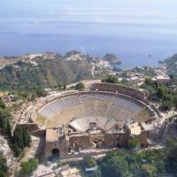 Teatro antico Taormina - Sicily