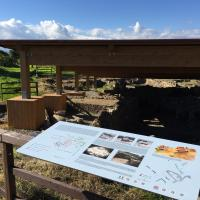 Area archeologica Naxos - Incrocio Stenopos 11 - Plateia A